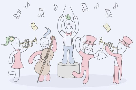 Orchestra ticketing
