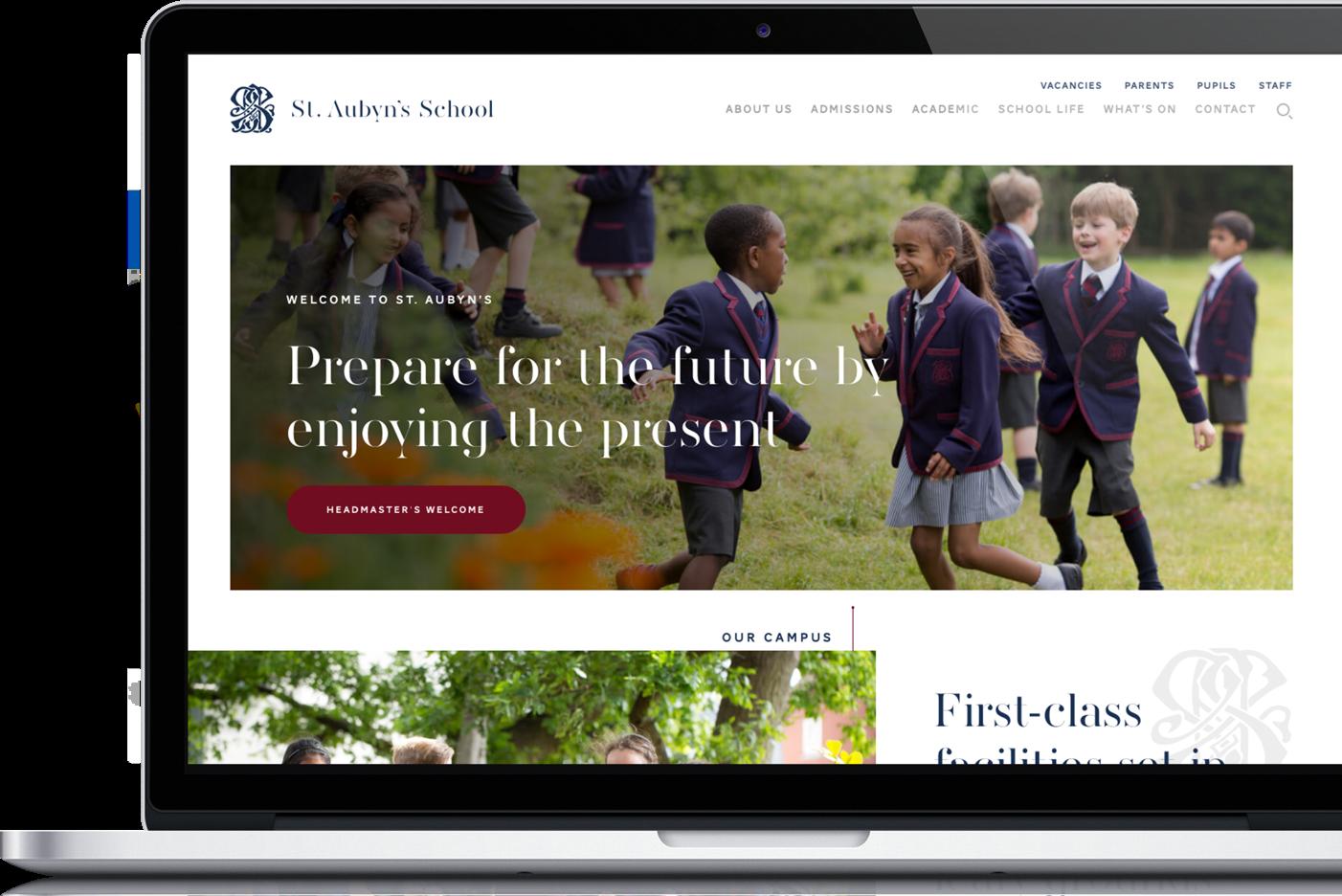 St Aubyn's case study
